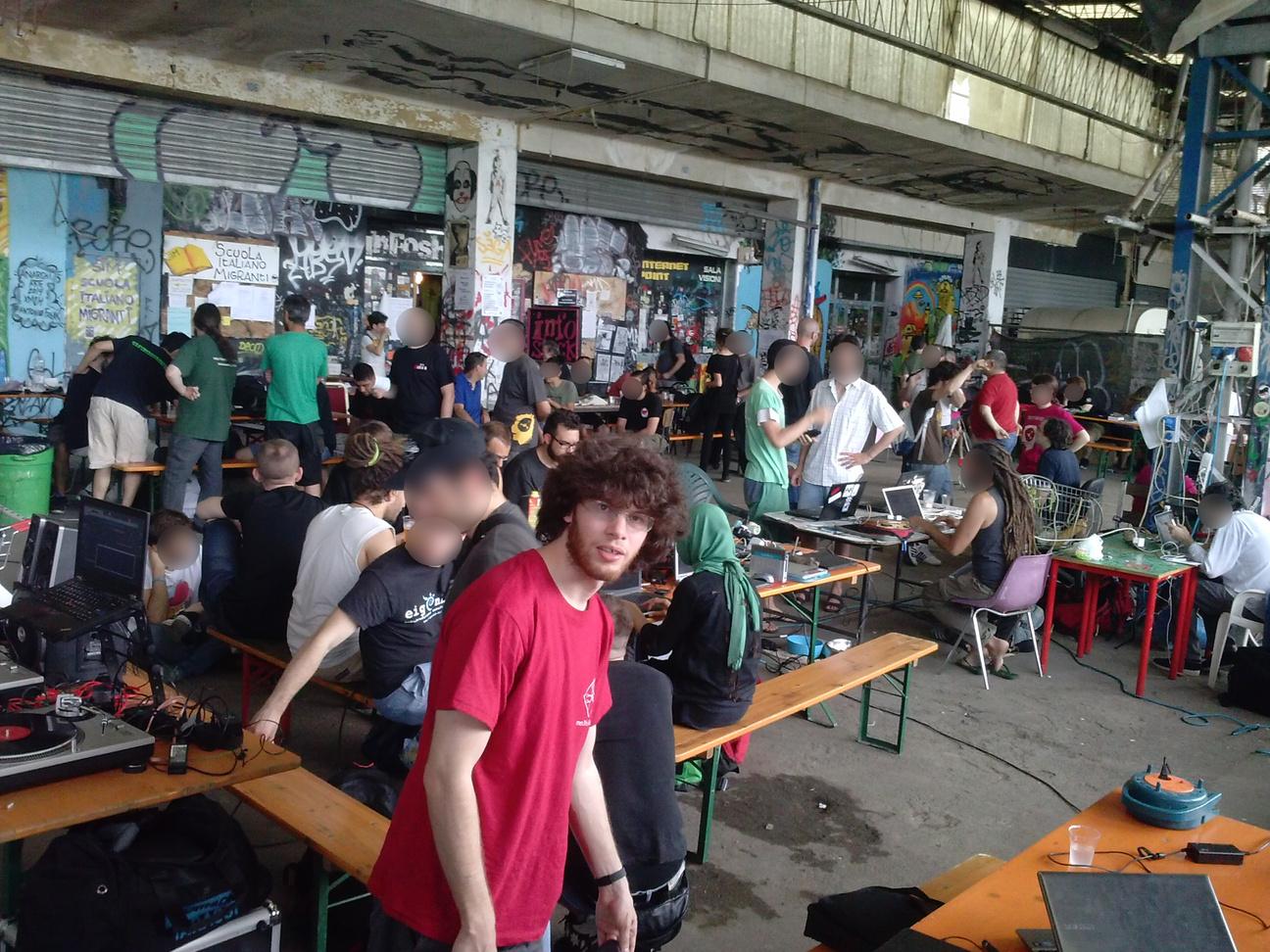 Hackmeeting Italy 2014 Bologna